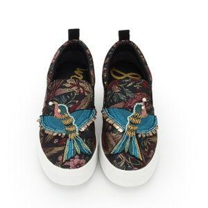 Sam Edelman Leila Embellished Slip-On Sneaker